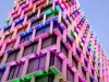 20 May 2012 - Colourful Council House, Perth, Australia