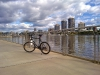 01 August 2010 - River by Bike, Brisbane, Australia