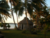 21 February 2010 - A bure (traditional dwelling) on the island of Nacula, Fiji