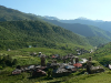 16 May 2010 - The highest settlement in Europe: Ushguli, Georgia