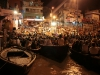 26 June 2011 -  Evening Aarti Ceremony at Dasaswamedh Ghat, Varanasi, India