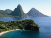 17 June 2012 - The Gros and Petit Pitons of St. Lucia