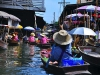 13 March 2011 - The Floating Market, Bangkok, Thailand