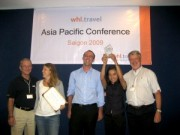 Read Teamworkz Consulting in Laos Is the whl.travel Franchisee of the Year 2008-2009