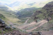 Read The Rugged Sani Pass to Lesotho Is Set to Lose Its Edge