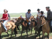 Read Horsing Around in Mongolia