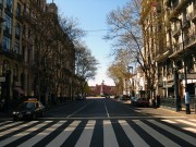 Read Photo of the Week: A Winter's Day in Republic Square, Buenos Aires, Argentina
