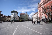 Read Photo of the Week: The View From the Poet's Statue, Ljubljana, Slovenia