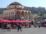 Read Photo of the Week: Sunshine in Monastiraki Square, Athens, Greece