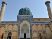 Read Photo of the Week: Gur-e Amir Mausoleum – the Tomb of Temur, Samarkand, Uzbekistan