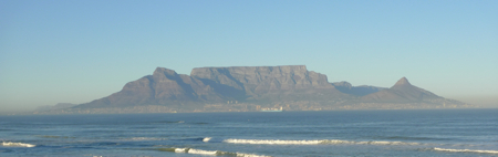 Cape Town's Table Mountain is one of the finalists in the New Seven Wonders of Nature, as well as a whl.travel destination
