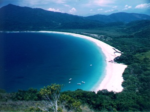 Ilha Grande recently received the title of the 'Second Wonder of the State of Rio de Janeiro' and has routinely been recognized as one of the world's most beautiful tourist destinations. Its beaches are certainly amongst the best in Brazil.