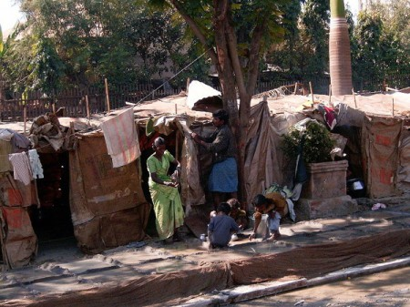 the sprawling slums of Mumbai have provided the backdrop to some of the most striking and affecting cinema on India
