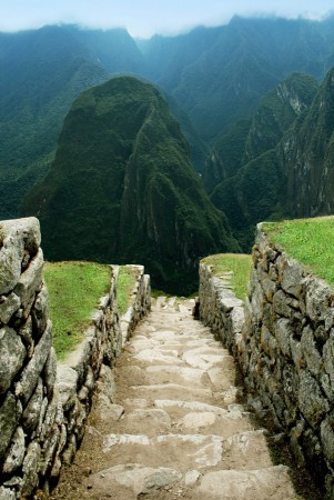 The challenging hike to the summit of Putucusi, a sister mountain to Machu Picchu and Huayna Picchu.
