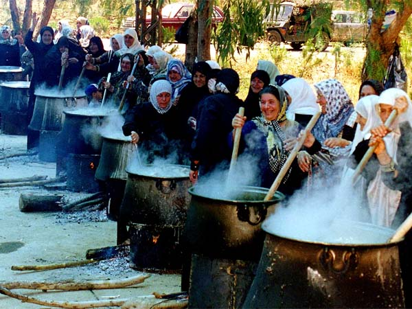 Photo of the week (17 October 2010) - Traditional Soap Making, Tripoli, Lebanon