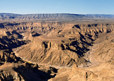 Fish River Canyon, Southern Namibia