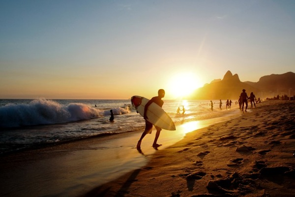 riodejaneiro ipanema sunset How Long is Long Enough? A Slow Travel Cheat Sheet