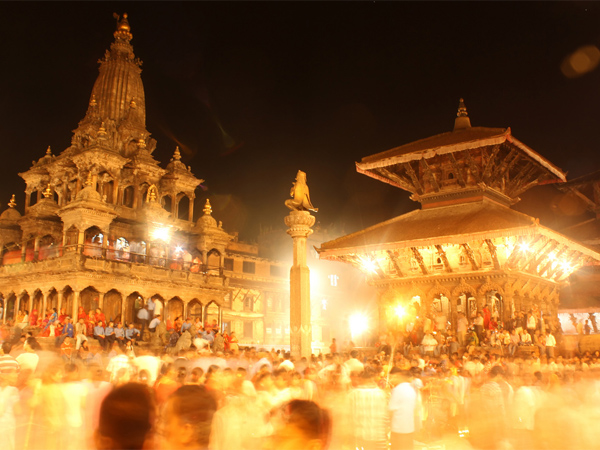 Photo of the Week (27 February 2011) - Krishna Mandir and Krishna Janmashtami, Kathmandu, Nepal