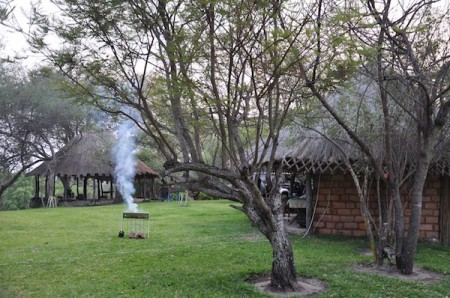Crocodile Creek Community Village near Livingstone, Zambia