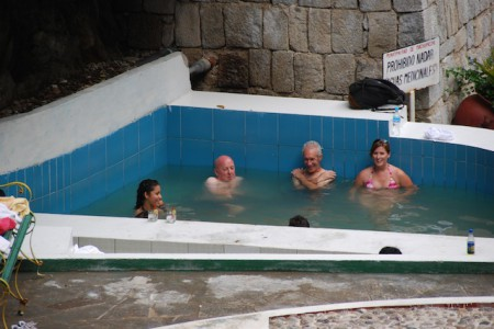 baths Peru Aguas Calientes 450x300 The Good, the Bath and the Ugly