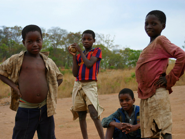 Photo of the Week (29 May 2011) - Young Footballers, Malawi