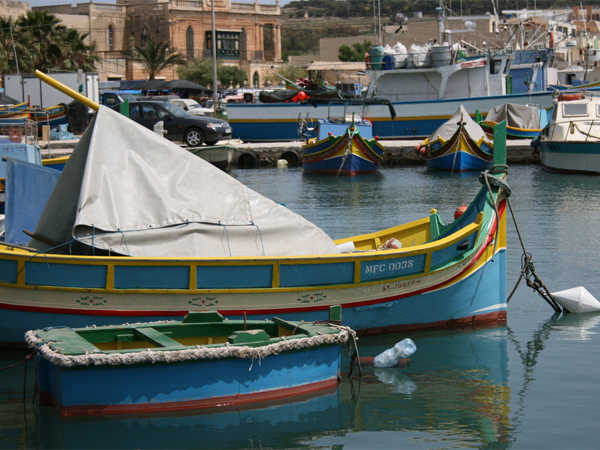 Photo of the Week (22 May 2011) - Sunday Morning Fish Market, Marsaxlokk, Malta