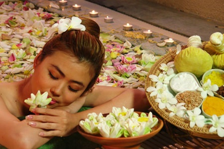 Mutita Spa of the Borei Ankgor Resort and Spa, Siem Reap, Cambodia