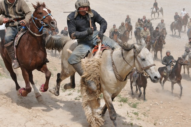 Buzkashi One Against All On Horseback In Uzbekistan The Travel Word