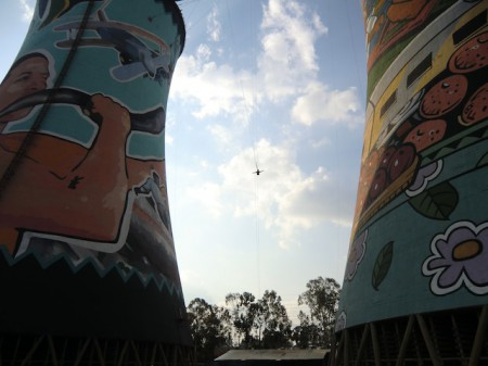Orlando Towers South Africa-free falling