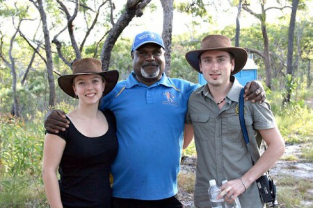 australia-cooktown-Guurrbi-Tours-Willie-Gordon-friends