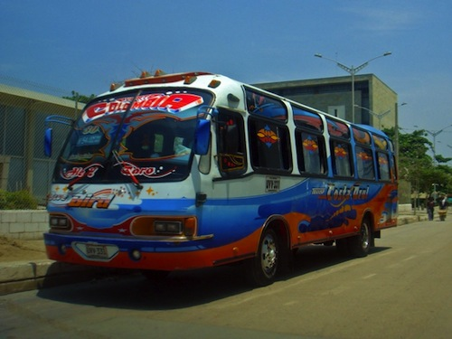 Local Transport Around the World: Buses Not to Miss