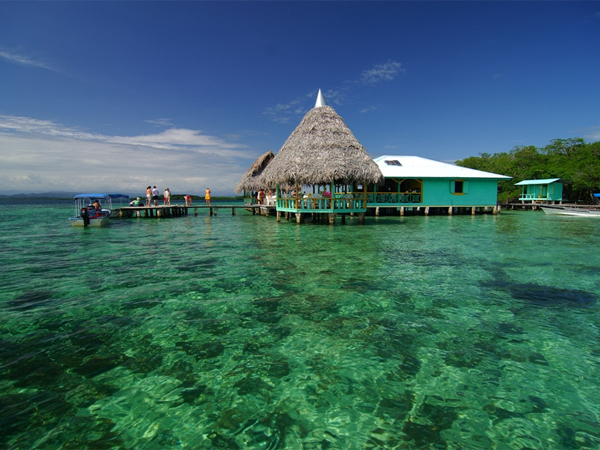Photo of the Week (02 October 2011) - Beautiful Waters of the Bocas Islands,Panama