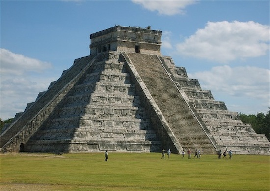 1 UNESCO World Heritage all-star - Chichen Itza, Mexico