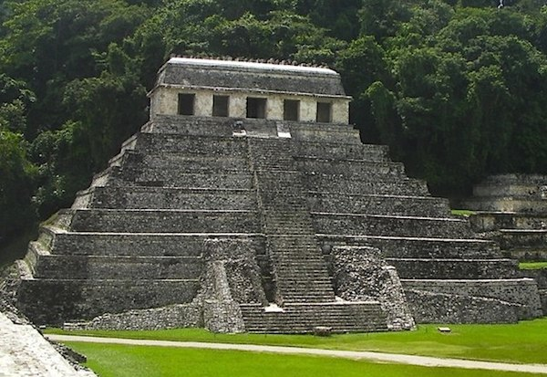 1 UNESCO World Heritage alternative - Palenque, Mexico