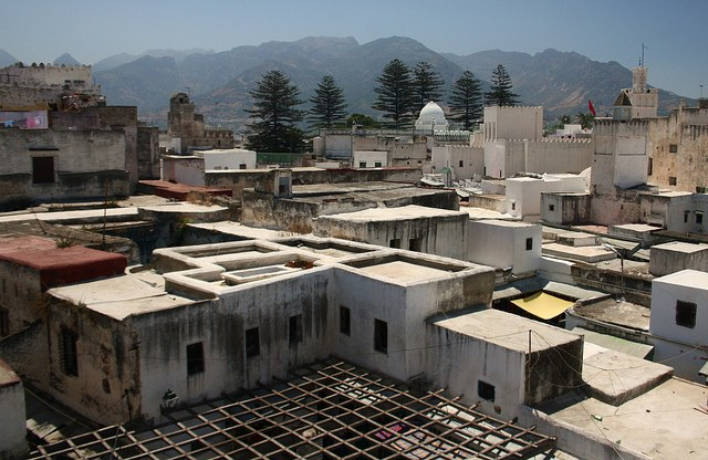 The Alternative: Medina of Tétouan, Morocco. Photo courtesy of flickr/luisgosalbez