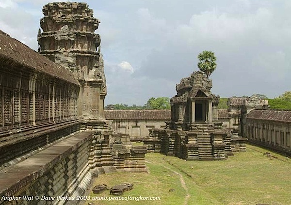 4 UNESCO World Heritage all star Angkor Wat Cambodia Seven UNESCO World Heritage All Stars and Alternatives