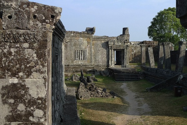 4 UNESCO World Heritage alternative - Preah Vihear, Cambodia