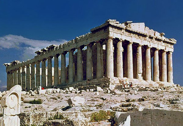 The All-star: The 7 UNESCO World Heritage all-star - Parthenon of Athens, GreeceParthenon, Athens, Greece. Photo courtesy of wikimedia/Steve Swayne