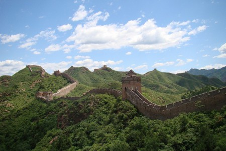 China World Heritage - Great Wall - north of Beijing
