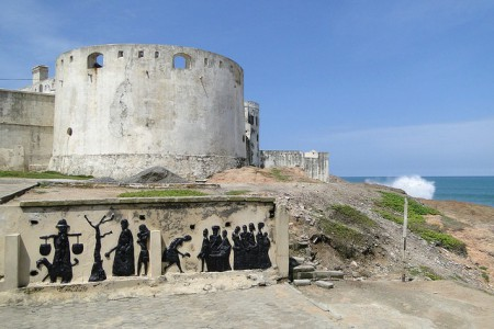 Ghana World Heritage Cape Coast Castle 450x300 World Heritage Sites of Ghana: Castles, Ashanti Houses and a Troubled Lake