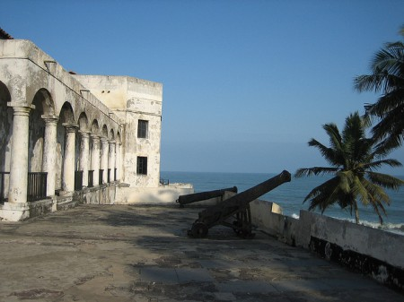 Ghana World Heritage Elmina castle 450x337 World Heritage Sites of Ghana: Castles, Ashanti Houses and a Troubled Lake
