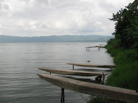 Ghana World Heritage Lake Bosomtwe 450x337 World Heritage Sites of Ghana: Castles, Ashanti Houses and a Troubled Lake
