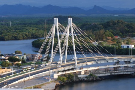 brazil vitoria passagem bridge 450x300 The Cities of Vitória and Vila Velha Expand whl.travels Extensive Presence in Brazil