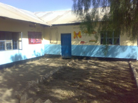 Ilkurot classrooms 450x337 Global Basecamps Ilkurot Village Community Projects Promote Education for Maasai Children in Tanzania