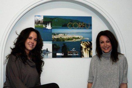 Staff of the whl.travel local expert in Corfu, Greece