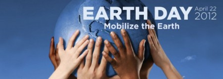 The Earth Day Network has once again taken on the ambitious goal of registering one billion environmentally friendly actions throughout the globe