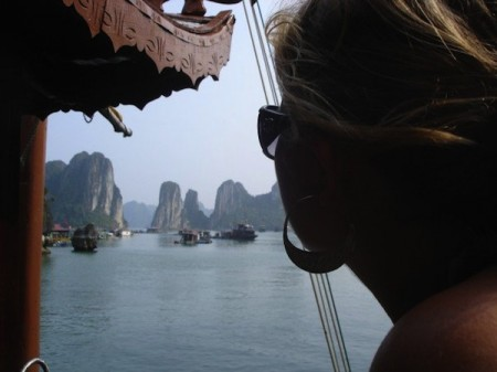 ecotourism opinion ashley hiemenz halong bay vietnam 450x337 What is Tourisms Biggest Threat to the Environment?