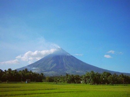 favorite landscapes - helen atanacio volcanoes philippines