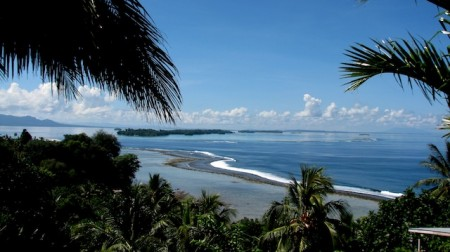 solomon islands ghizo munda view.  450x252 Surfing the Cyclone Swells of the Solomon Islands