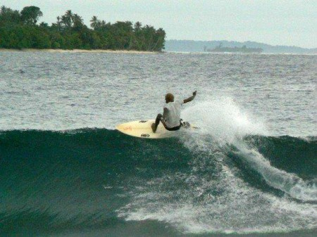 solomon islands surf 3 450x337 Surfing the Cyclone Swells of the Solomon Islands
